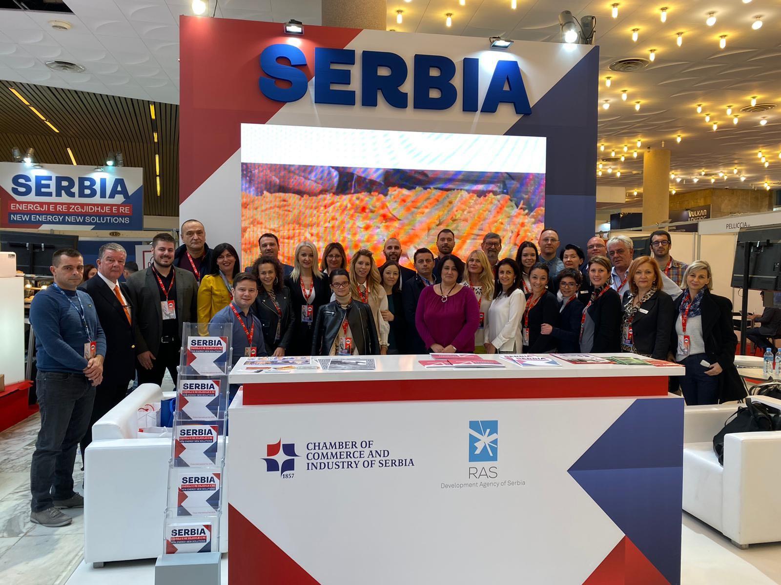 Tirana nacionalni standa Srbije 2019.jpg